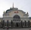Железнодорожные вокзалы в Дальнереченске