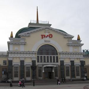Железнодорожные вокзалы Дальнереченска