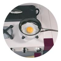 Снежинка - иконка «кухня» в Дальнереченске